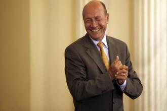 Basescu refuza in continuare ajutorul politiei. Vrea sa fie un om liber!
