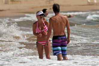 Britney Spears si-a sarbatorit ziua de nastere, alaturi de iubitul bataus