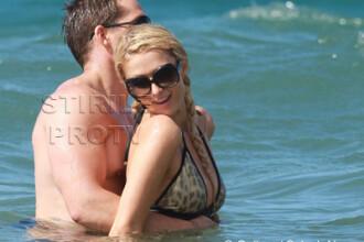 Dezintoxicare cu amor. Paris Hilton, nebunii in valurile marii!