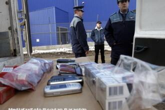 Contrabanda cu tigari. Politistii de frontiera au retinut trei contrabandisti