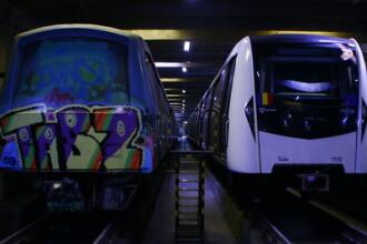 Cat de sigure mai sunt garniturile de metrou din flota veche a Metrorex?