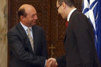 Traian Basescu si Victor Ponta vor face hora impreuna, de Ziua Unirii
