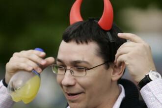Ponta: Boc si Oprea sa isi dea demisia, i-au mintit si umilit pe militari