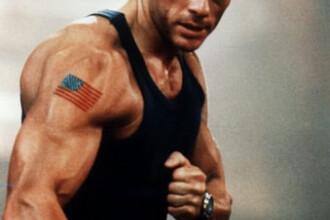 Van Damme: Romanii sunt niste oameni foarte dulci, dar ghinionisti