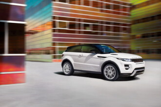 Salonul Auto de la Paris: Audi, Range Rover, Jaguar. FOTO si VIDEO