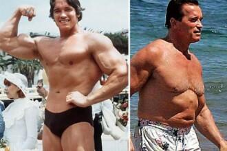 Raspunsul lui Arnold Schwarzenegger dupa ce Wladimir Klitschko l-a imitat intr-o poza pe Twitter
