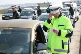 13 masini distruse intr-o ora pe drumul national dintre Alba si Cluj