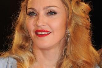 Madonna, deformata de botox. A fost de nerecunoscut pe covorul rosu din Venetia