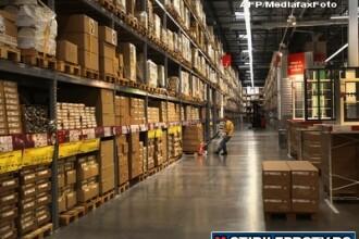 Doua magazine Ikea din Praga au fost evacuate dupa descoperirea unui dispozitiv exploziv
