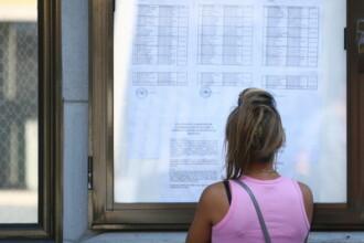 Rezultate Bacalaureat 2011. Promovabilitate dezastruoasa: intre 17 si 19%