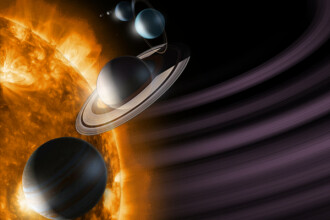 NASA a realizat o aplicatie interactiva 3D de explorare a sistemului solar. DOWNLOAD & VIDEO