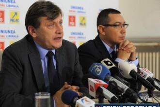 Crin Antonescu: Ponta s-a dus la Strasbourg sa prezinte europarlamentarilor situatia din Romania