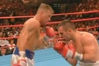 VIDEO.Rasturnare de situatie in cazul mortii lui Arturo Gatti, boxerul care l-a facut KO pe Doroftei