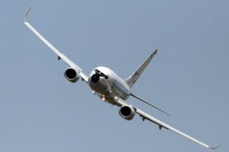 Un avion rusesc plin cu pasageri a aterizat de urgenta, din cauza depresurizarii cabinei