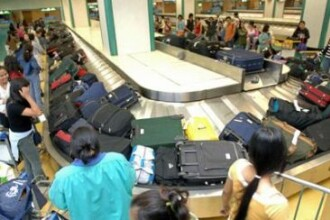 Pierderea bagajelor in aeroport devine istorie. Cum iti gasesti valiza ratacita cu telefonul mobil