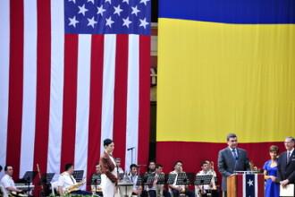 Hillary Clinton si Teodor Baconschi semneaza astazi acordul privind amplasarea scutului antiracheta