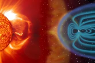 O furtuna solara masiva ne-ar putea