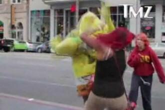 Perversa ca pe Hollywood Boulevard a fost data de o femeie. VIDEO