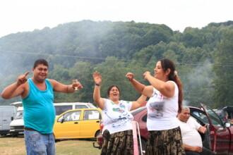 Franta a inceput din nou sa demoleze taberele ilegale. Cel putin 240 de tigani, trimisi in Romania
