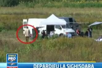 Aparitia anului in Sighisoara: Gerard Depardieu, in camasa ardeleneasca. Romania, prin ochii sai