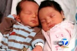Bebelusii care au sfidat destinul. Aveau o sansa la 5 milioane sa se nasca