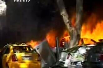 VIDEO Explozie in centrul orasului Ankara. Cel putin doi oameni au murit si trei au fost raniti
