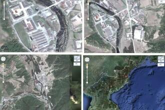 Oficialii nord-coreeni spun ca nu exista. Imaginile din satelit ii contrazic. Despre ce este vorba