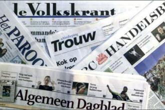 Ironiile unui ziar olandez: Dragi bulgari si romani, felicitari, ati picat la examen