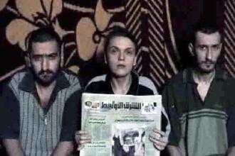 Condamnare pe viata pentru doi barbati implicati in rapirea din 2005 a trei jurnalisti romani