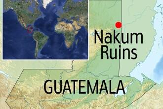 Descoperire uimitoare despre civilizatia Apocalipsei. Ce au gasit polonezii in jungla din Guatemala