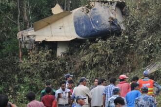 19 morti, majoritatea turisti straini, intr-un accident aviatic in Nepal. GALERIE FOTO