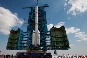China va deveni superputere si in cosmos. Va lansa primul laborator spatial. GALERIE FOTO