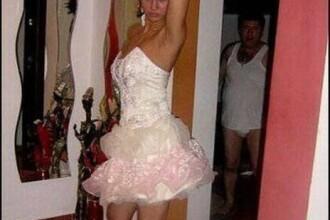 Nunta, botez, majorat sau discoteca. Cele mai penibile poze fara Photoshop