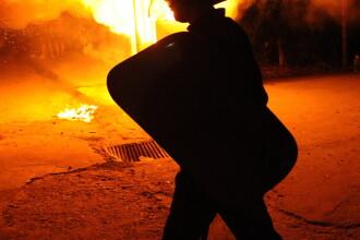 Europa, ingrijorata de situatia din Bulgaria. Inca o noapte de proteste violente impotriva tiganilor