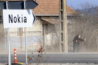 ANAF a pus sechestru pe fabrica Nokia de la Jucu. Finlandezii au datorii de 10 milioane de dolari