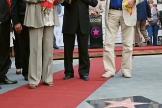 Inca doua staruri ale filmului romanesc au primit stele pe Aleea Celebritatilor