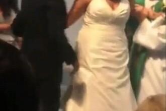 Ultimul VIRAL pe net. Mirele a distrus cel mai asteptat moment al nuntii. Ce i-a facut sotiei