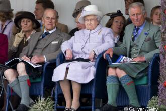 Un nou scandal la Casa Regala a Angliei. Printul Philip fotografiat in kilt, fara lenjerie intima