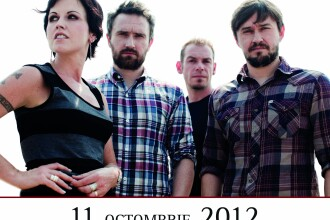 The Cranberries se intoarce in Romania, pe 11 octombrie 2012. Dolores O'Riordan implineste 41 de ani