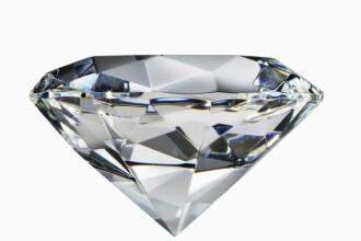 Un barbat a fost prins incercand sa fure un diamant de 11.000 de euro printr-o metoda inedita