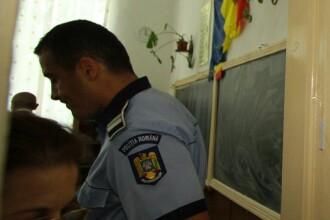 Fiecare scoala si gradinita din Capitala va avea un politist desemnat special sa asigure ordinea