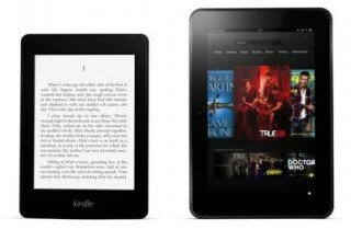 Amazon.com a prezentat noua serie de e-readere si tablete Kindle, cu preturi de 69-599 dolari