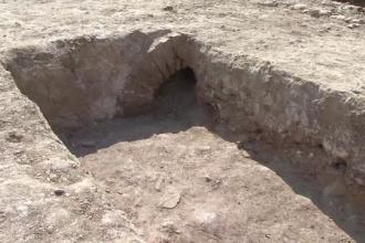 Descoperire uriasa pe viitoarea autostrada Sibiu-Deva.
