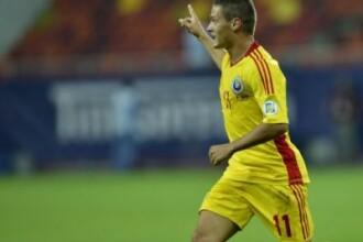 Romania - Andorra, 4-0. Nationala lui Piturca face 6 puncte in drumul spre Rio. Vezi fazele meciului