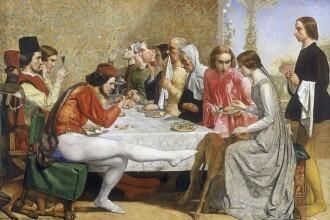 FOTO. Mesajul secret ascuns intr-un tablou vechi de 200 de ani. Ce avertisment a transmis pictorul