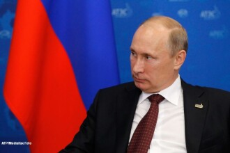 Vladimir Putin a ordonat inceperea unor manevre militare in Marea Neagra