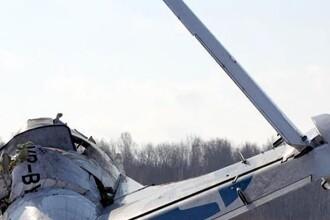 Cel putin zece morti in urma prabusirii unui avion in Rusia