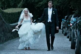 Putea sa aiba nunta in oricare zi, dar a ales-o pe cea mai nepotrivita