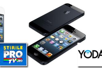 Lansare iPhone 5: Primele imagini cu noul telefon de la Apple. De unde va putea fi cumparat