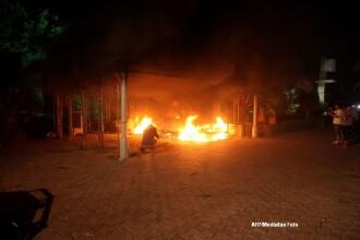 Egiptul a arestat liderul unei retele teroriste implicata in atentatul de la Benghazi